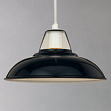 Buy John Lewis Croft Collection Easy-to-fit Campbell Ceiling Shade Online at johnlewis.com