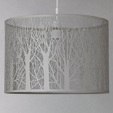 Buy John Lewis Devon Easy-to-fit Ceiling Shade Online at johnlewis.com