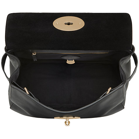 Buy Mulberry Suffolk Calf Leather Small Shoulder Handbag Online at johnlewis.com