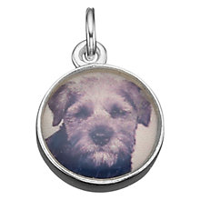 Buy Between You and I Personalised Tiny Photo Charm Online at johnlewis.com