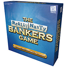 Buy Rascals Really Nasty Banker Game Online at johnlewis.com