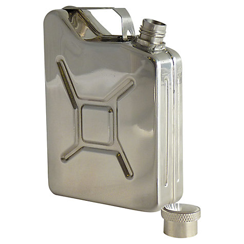 Buy True Utility Petrol Can Hip Flask Online at johnlewis.com