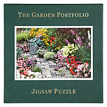 Buy Cranham Courtyard Garden 500 Piece Puzzle Online at johnlewis.com