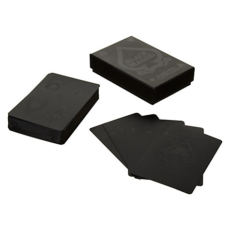 Buy Paladone Black Magic Cards Online at johnlewis.com