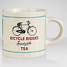 Buy Rex Bike Mug Online at johnlewis.com