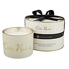 Buy Cote Noire Bois Ancien Scented Candle Jar Online at johnlewis.com