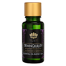 Buy madebyzen Purity Scent Tranquility Oil, 15ml Online at johnlewis.com
