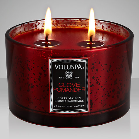 Buy Voluspa Clove Pomander Scented Candle Online at johnlewis.com