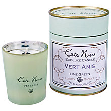 Buy Cote Noire Vert Anis Scented Votive Jar Online at johnlewis.com
