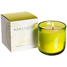 Buy Harlequin Zeal Scented Candle Online at johnlewis.com
