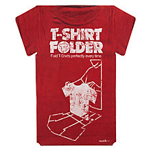 Buy Suck UK T-shirt Folder Online at johnlewis.com