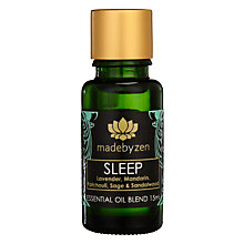 Buy madebyzen Purity Scent Sleep Oil, 15ml Online at johnlewis.com