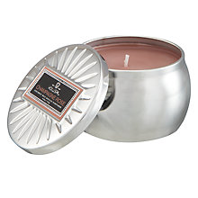 Buy Voluspa Champagne Rose Mini Tin Scented Candle Online at johnlewis.com