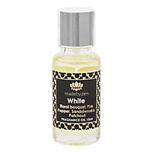 Buy madebyzen Signature White Scent, 15ml Online at johnlewis.com