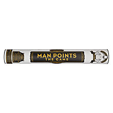 Buy Luckies Man Points Poster Online at johnlewis.com