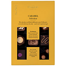Buy Hotel Chocolat The H-Box Caramel Chocolate Selection, 150g Online at johnlewis.com