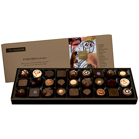 Buy Hotel Chocolat Everything Sleekster Assorted Chocolates, 380g Online at johnlewis.com