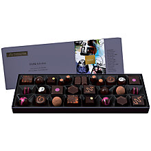 Buy Hotel Chocolat  Sleekster Dark Chocolate Selection, 300g Online at johnlewis.com
