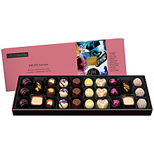Buy Hotel Chocolat  Sleekster Fruity Chocolate Selection, 315g Online at johnlewis.com