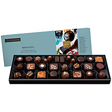 Buy Hotel Chocolat Milk Chocolate Oblivion Sleekster, 320g Online at johnlewis.com