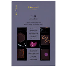 Buy Hotel Chocolat The H-Box Dark Chocolate Selection, 150g Online at johnlewis.com