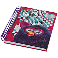 Buy Furby A5 Wiro Bound Hardcover Notebook Online at johnlewis.com