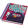 Furby A5 Wiro Bound Hardcover Notebook