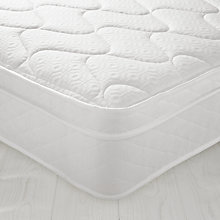 Buy Silentnight Special Ortho Miracoil Mattress, Double Online at johnlewis.com