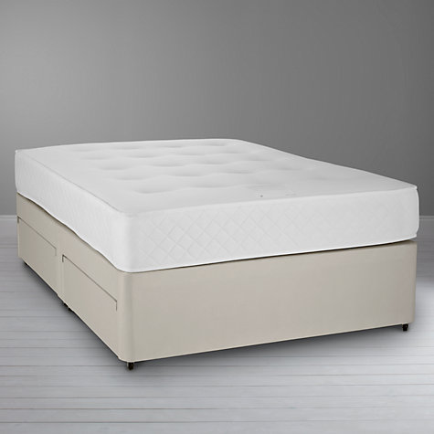 Buy John Lewis Special 1000 Pocket Memory Divan Set, Kingsize Online at johnlewis.com