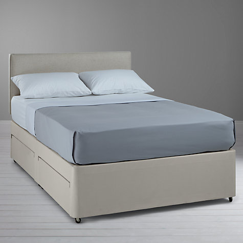 Buy John Lewis 1000 Pocket Memory Divan Set, Kingsize Online at johnlewis.com