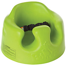 Buy Bumbo Baby Sitter, Lime Online at johnlewis.com