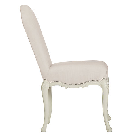 Buy John Lewis Rose Dressing Table Chair, Ivory Online at johnlewis.com