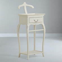 Buy John Lewis Rose Clothes Horse, Ivory Online at johnlewis.com