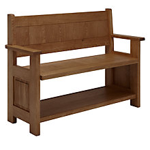 Buy John Lewis Pendleton Hallway Bench Online at johnlewis.com
