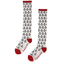 Buy Seasalt Long Sailor Socks Online at johnlewis.com