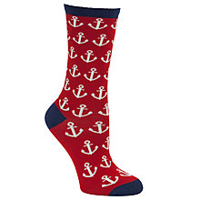 Buy Seasalt Sailor Box O'socks, Pack of 7, Multi Online at johnlewis.com