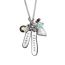 Buy Chambers & Beau Personalised Talulah Class Necklace Online at johnlewis.com
