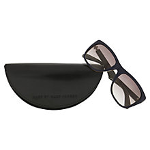 Buy Marc by Marc Jacobs MMJ251/S XW0-JS Square Sunglasses, Blue Online at johnlewis.com