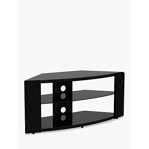 Buy AVF Como FS1174COB TV Stand for TVs up to 55-inches, Gloss Black Online at johnlewis.com