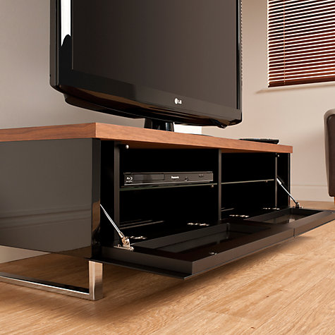 "Buy Techlink PM120B Panorama TV Stand for TVs up to 55"" Online at johnlewis.com"