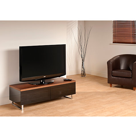 Buy Techlink PM120B Panorama TV Stand for up to 55-inch TVs, Black Online at johnlewis.com
