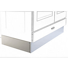 Buy Britannia BPL/100 Plinth Kit, Gloss, 100cm Online at johnlewis.com