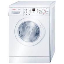 Buy Bosch Classixx WAE24369GB Freestanding Washing Machine, 7kg Load, A+++ Energy rating, 1200rpm Spin, White Online at johnlewis.com