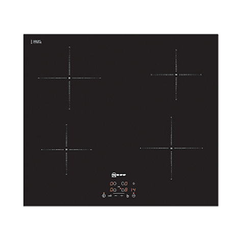 Buy Neff T40B30X2 Ceramic Induction Hob, Black Glass Online at johnlewis.com