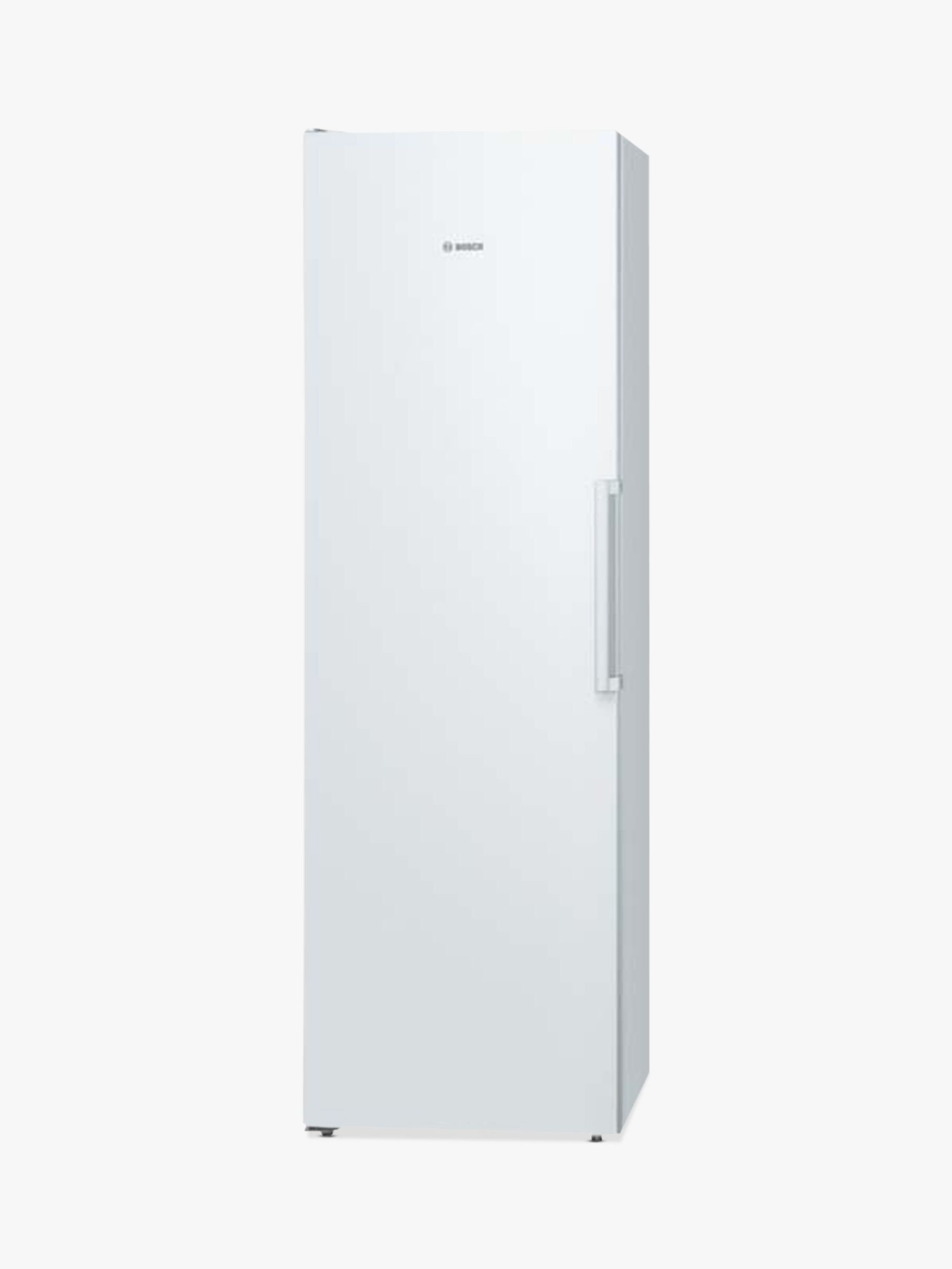 Bosch KSV36NW30G Tall Larder Fridge, A++ Energy Rating, 60cm Wide, White