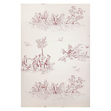 Buy John Lewis Leckford Toile Wallpaper Online at johnlewis.com