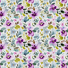 Buy bluebellgray Christine Fabric, Purple Online at johnlewis.com