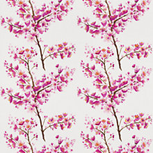 Buy bluebellgray Miki Fabric, Pink Online at johnlewis.com