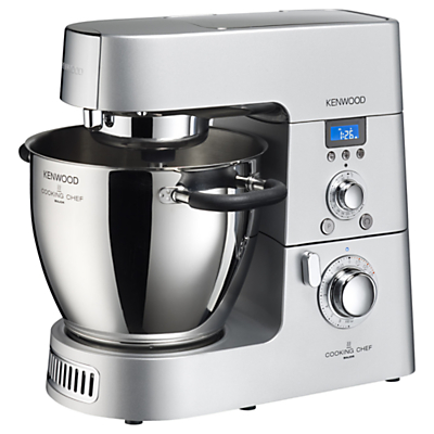 Kenwood Cooking Chef KM080 Kitchen Machine, Silver