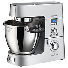 Buy Kenwood Cooking Chef KM080 Kitchen Machine, Silver Online at johnlewis.com